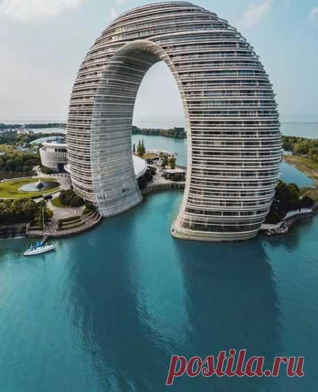 Хучжоу, Китай