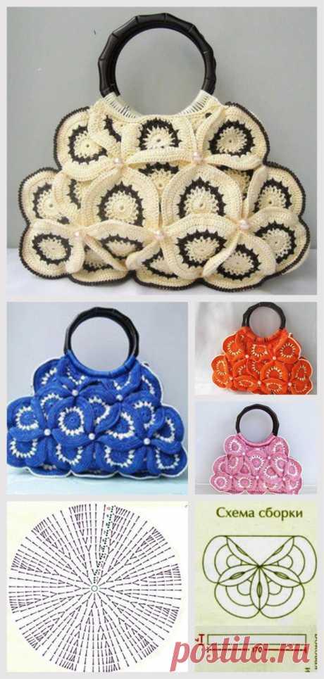 Knitted Handbags