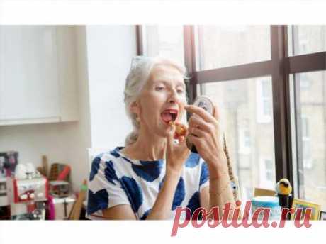 Легкий макияж для бабушек, омолодит на 20 лет   Офигенная