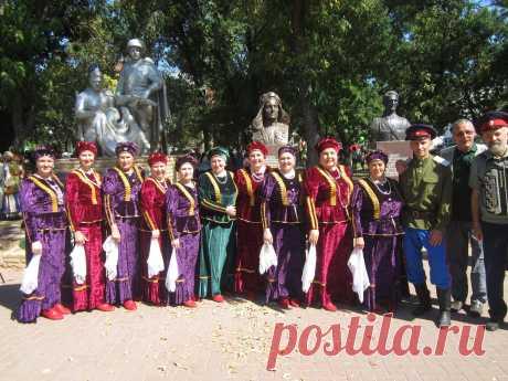 Старочеркасск фестиваль казачей песни