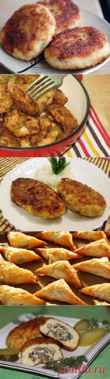 16 рецептов рыбных блюд! (котлетки, зразы, салаты, закуски) » Женский Мир