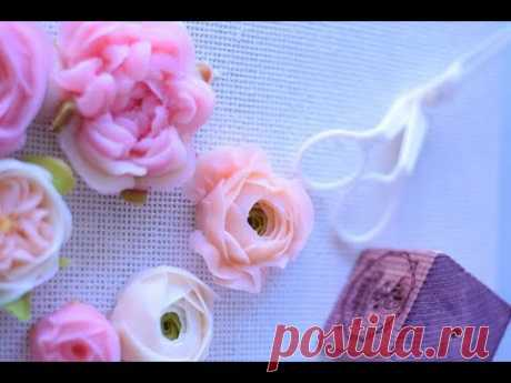 Рецепт упругого крема для цветов chantyflex шантифлекс