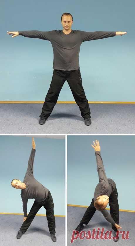 Укрепляй позвоночник! Эти упражнения мне посоветовал остеопат, спина не беспокоит больше.