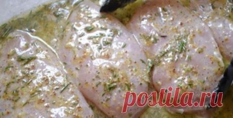 6 рецептов самых удачных маринадов для куриной грудки | Офигенная