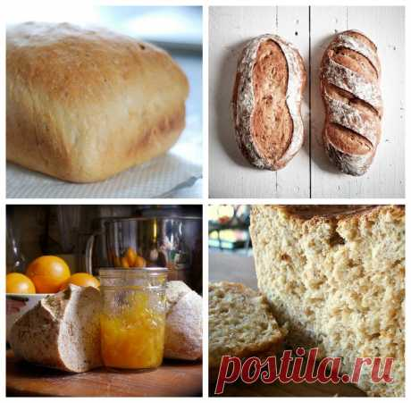 Домашний хлеб: дешево, вкусно, полезно, и готовить его намного проще, чем вы думаете / Surfingbird - мы делаем интернет лучше
