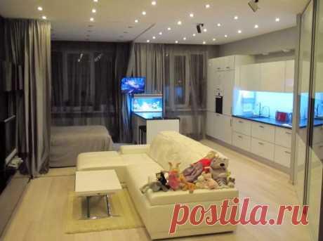 Покупка квартиры студии: что надо знать #квартирастудия #дизайнинтерьера #недвижимость