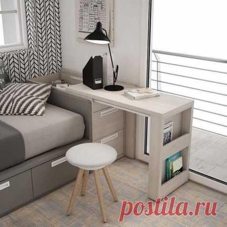 Компактные столики для небольших квартир и балконов