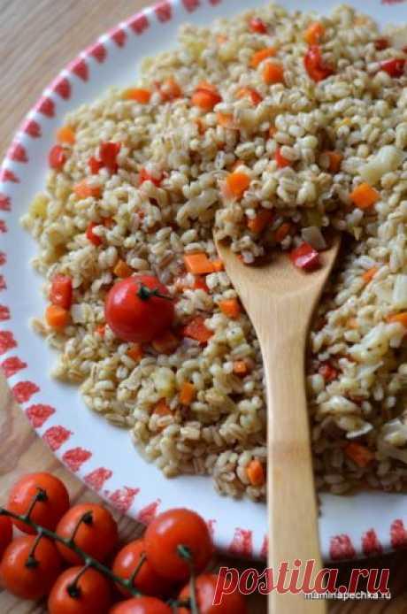 Готовим пшеницу с овощами Добавить рецепт в избранное!Пшеница — древнейший продукт известный человечеству. Чаще всего мы употребляем её в виде муки, с хлебом или другой выпечкой. Попробуйте использовать её, как крупу — Вы получите …