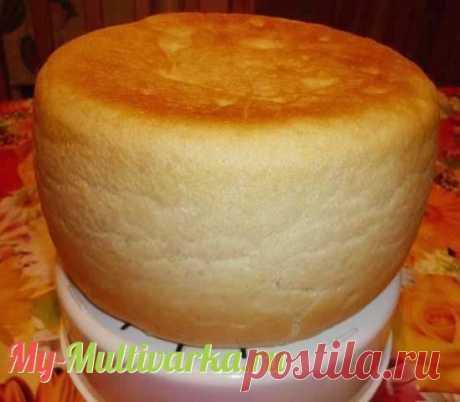 Белый хлеб в мультиварке - все рецепты и как приготовить на Моя мультиварка.ру