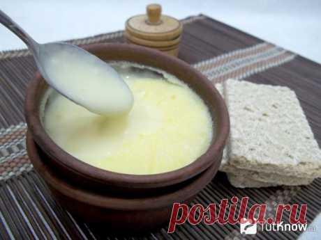 Плавленый сыр из творога: пошаговый рецепт