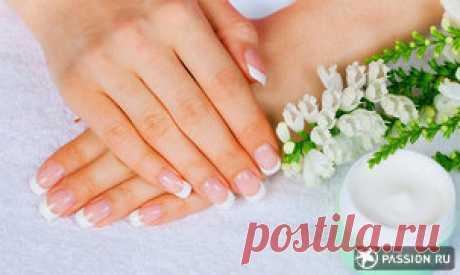 Как укрепить ногти: 6 способов | m.passion.ru