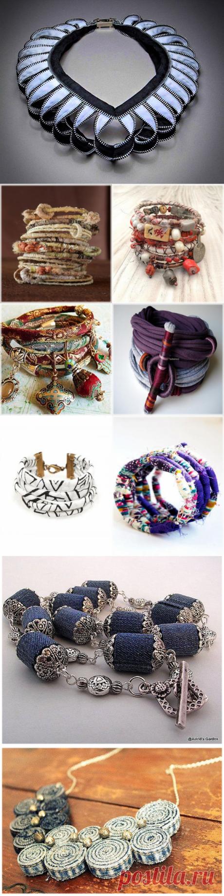 Million interesting ideas for jewelry
