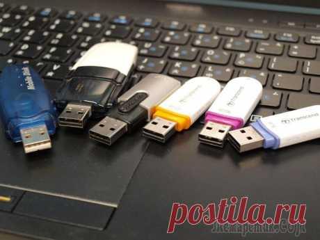 Бесплатные программы для ремонта флешек Сегодня большинство пользователей предпочитает хранить информацию на переносных USB-накопителях. Это удобно по нескольким причинам – относительно небольшая стоимость запоминающего устройства, высокая ...