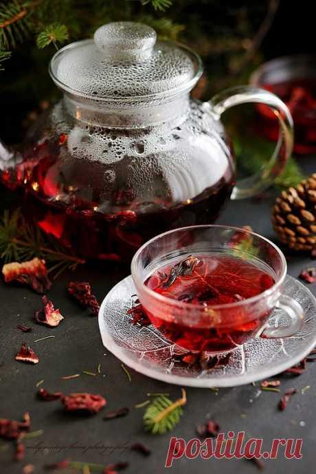 Чай каркаде славится не только своей историей, но и полезными свойствами, в древние времена он счи...