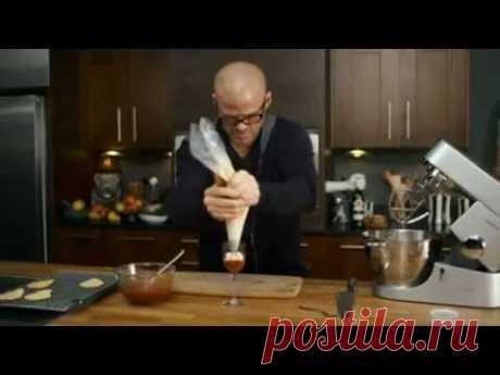 Как готовить как Хестон - Сыр — Блюменталь Хестон — видео