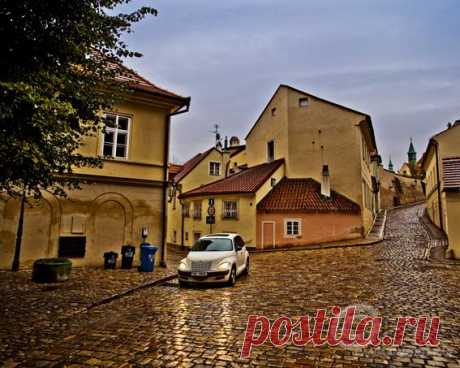 Прага,Пражский град.