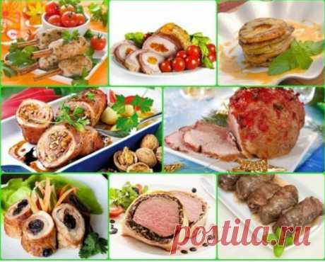 Интересные идеи мясных блюд: 8 рецептов