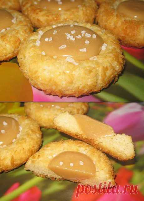 Печенье «Фейерверк» Автор: blirise