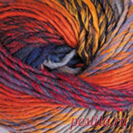 A2 Пряжа Harmony 50гр - 80м (Разноцветная) YarnArt