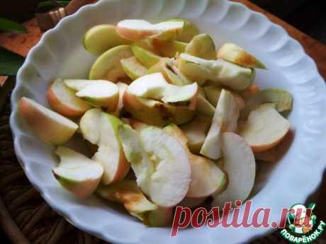 """Шарлотка """"Яблочный рай"""""""