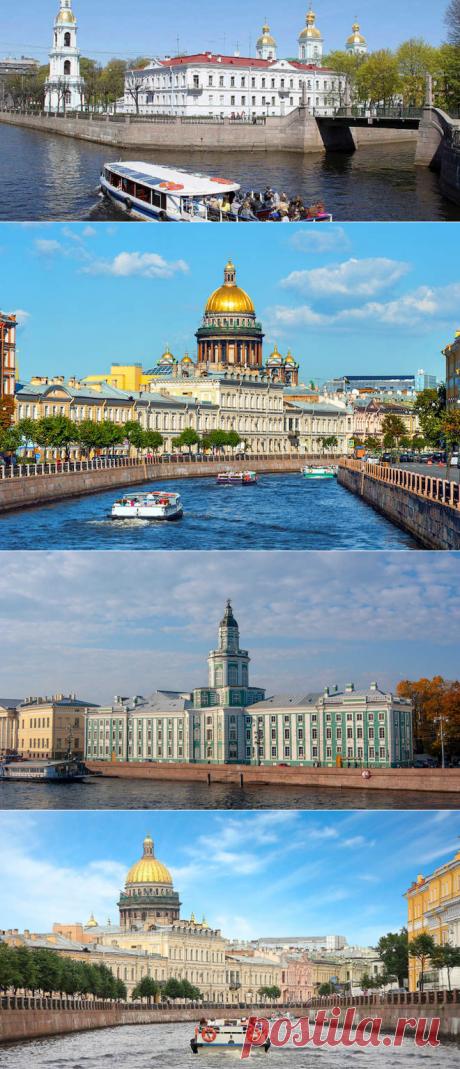 Отдых в Санкт-Петербурге в июле 2020 - погода, что посмотреть, фото
