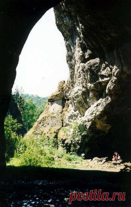 Берегите природу и свой язык!: Славнейшая пещера Башкирии -Капова пещера