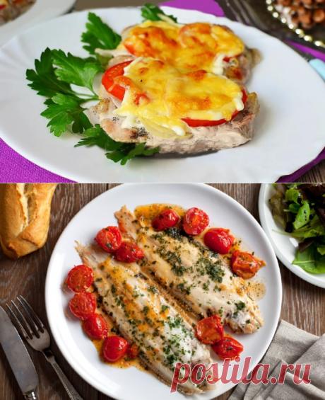 5 вкусных рецептов рыбных блюд