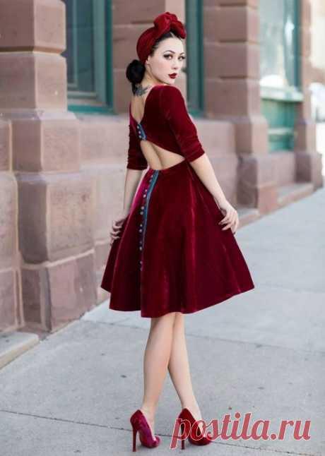 Женственность и элегантность всегда в моде