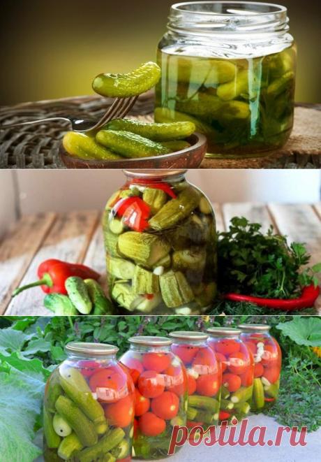 Сладкие хрустящие #огурцы на зиму - вкусные и оригинальные рецепты овощной консервации