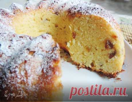 """Творожный кекс """"Изумительный"""". Ингредиенты: творог жирный, маргарин, сахар"""