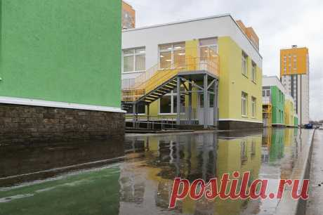 2020 октябрь. В Нижнем Новгороде открыт новый детский сад на 300 мест. В 2020 году в Нижнем Новгороде введены в эксплуатацию 9 дошкольных учреждений