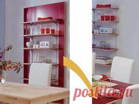 Идеи домашнего мастера  » Архив  Если пришли гости | Идеи домашнего мастера