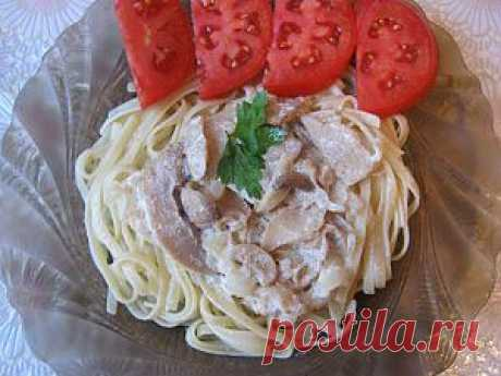 Очень хороший и простой рецепт соуса, который подойдет к любому гарниру