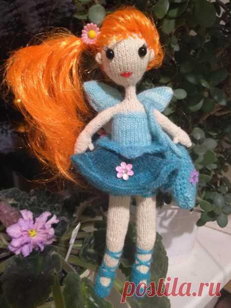 Зубная фея Вязаные игрушки - подарок любимым