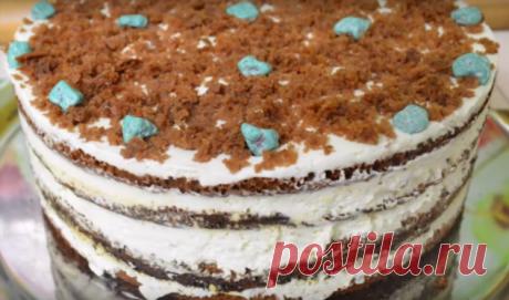 Знаменитый новогодний торт «Венский» | Офигенная Этот тортик обязательно нужно приготовить на новогодние праздники. И даже если вы не съедите его в новогоднюю ночь, то на следующий день он вам точно пригодится! Торт получается очень нежный, сочный с
