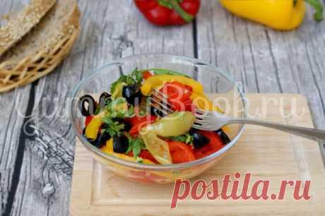 Пеппероната - тушеный сладкий перец | Любимые рецепты