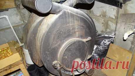 Отопление частного дома без газа. Твердотопливный котел Бренеран. Однотрубная система отопления (ленинградка)   Gudmig//Свой дом   Пульс Mail.ru простая схема отопления для частного дома
