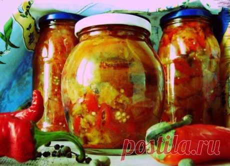 Гивеч по-молдавски на зиму - рецепт от моей свекрови | Кулинарные записки обо всем | Яндекс Дзен
