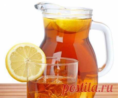 Холодный чай со специями и лимоном рецепт – британская кухня: напитки. «Еда»