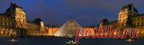 Лувр (Париж) -- Картинная галерея Лувра: Альбом коллекции Лувра разбит на 6 частей и содержит около 2200 цифровых репродукций картин