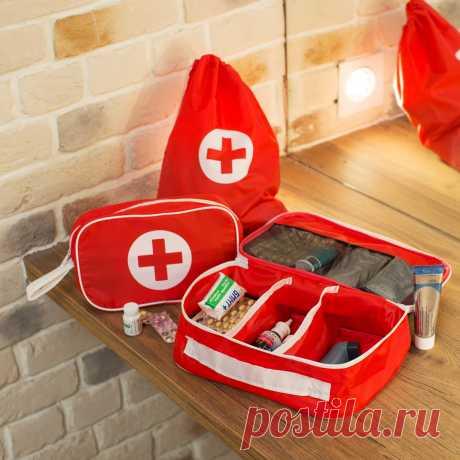 Что должно быть в домашней аптечке каждого? - Блог Фармацевта Что должно быть в домашней аптечке каждого?
