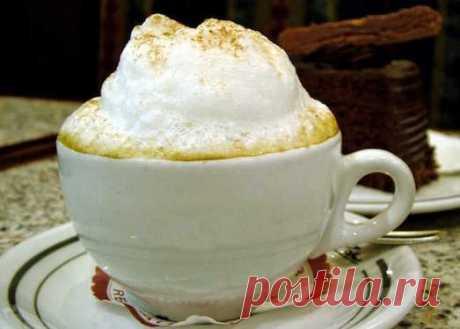 Как приготовить ароматный и красивый кофе с воздушной пенкой? — Вкусные рецепты