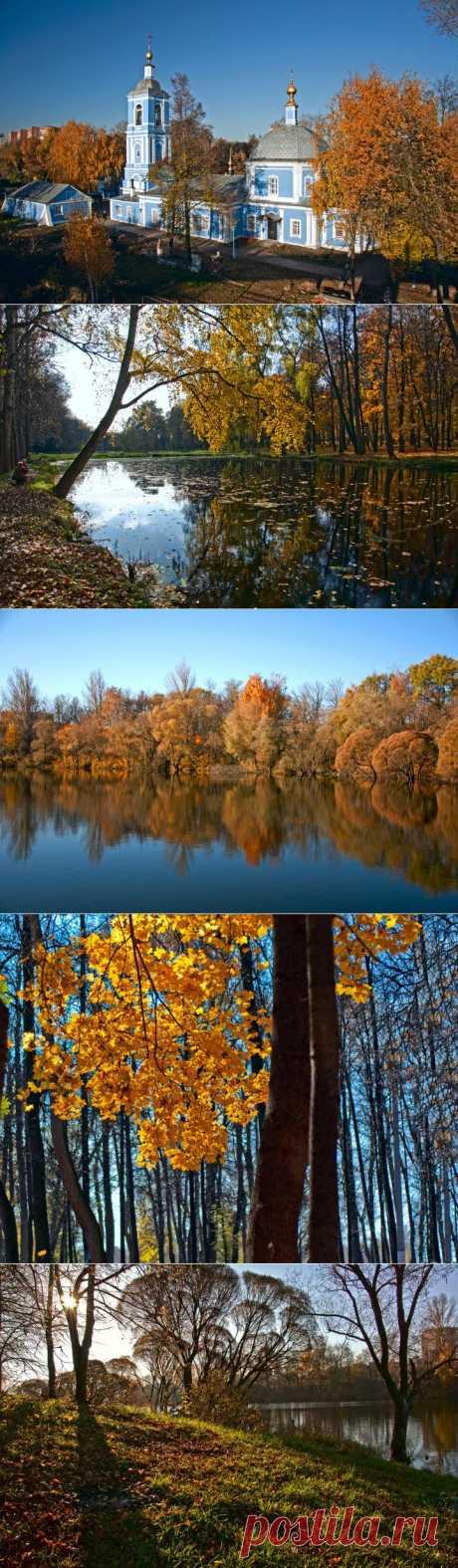(+1) тема - Осень. Сказочный чертог | Фотоискусство