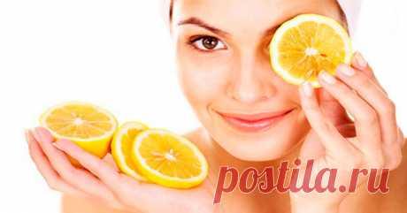 Девушка протирала лицо ломтиком лимона каждый день, но такого эффекта она не ожидала