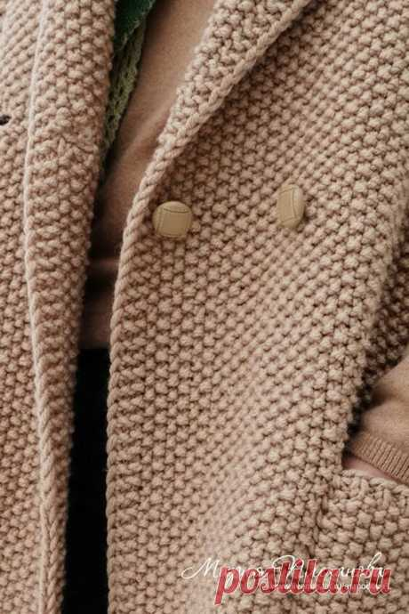 Элегантная мода. Вязаные жакеты как альтернатива сшитым. | Вяжу для души | Яндекс Дзен