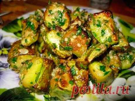 Кабачки вкуснее мяса: в таком виде этот овощ полюбит кто угодно!
