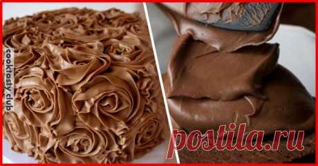 Шоколадный крем для выпечки или просто как десерт к чаю Приготовить действительно вкусный нежный шоколадный крем очень просто. Для приготовления потребуются продукты, которые есть на полке у каждой хозяйки. В результате получается великолепный крем, который можно использовать для различных десертов. Состав цельное молоко – 1⁄4 л; желтки – 2 шт.; сахарный песок – 40 г; крахмал кукурузный – 25 г; растопленный черный шоколад – 100 …