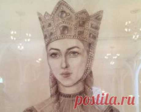 """Мария, первая жена князя Всеволода и ее """"Большое гнездо"""".."""