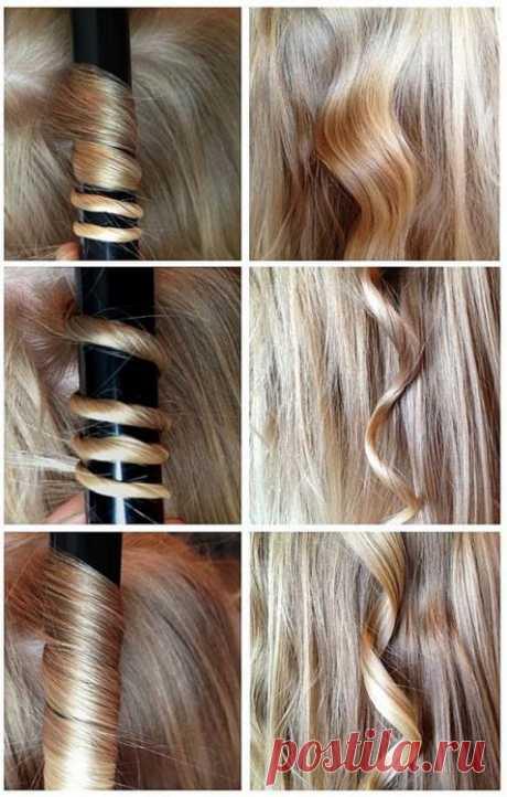 10 хитростей укладки волос, которые необходимо знать каждой девушке