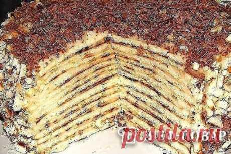 Этот торт делается всего за пол часа и без духовки! Торт на сковороде не требует ни дорогих продуктов, ни больших навыков в выпечке. Сохраните, чтобы не потерять!